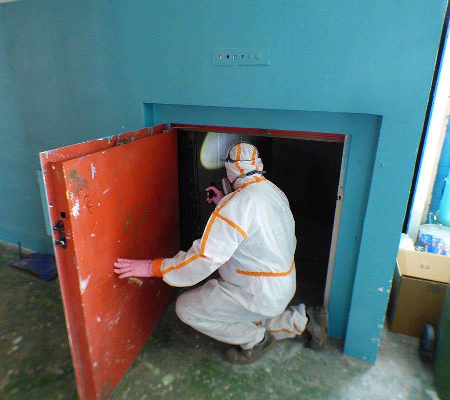 amiante avant travaux ou démolition