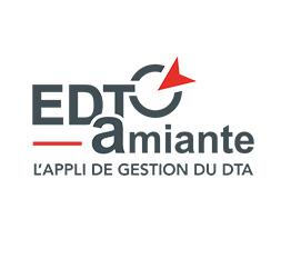 EDT AMIANTE (logo)